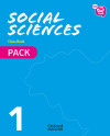 New Think Do Learn Social Sciences 1. Class Book + Stories Pack (madrid)