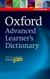 Oxford Advanced Learner's Dictionary: Paperback With Cd-rom (includes Oxford Iwriter) 8th Edition