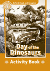Oxford Read And Imagine 5. Day Of The Dinosaurs Activity Book