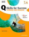 Q Skills For Success (2nd Edition). Listening & Speaking 1. Split Student's Book Pack Part A