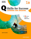 Q Skills For Success (2nd Edition). Listening & Speaking 1. Split Student's Book Pack Part B