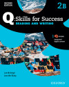 Q Skills For Success (2nd Edition). Reading & Writing 2. Split Student's Book Pack Part B