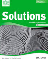 Solutions 2nd Edition Elementary. Workbook Cd Pack