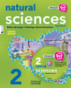 Think Do Learn Natural Sciences 2nd Primary. Class Book + Cd Module 3 Amber