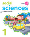 Think Do Learn Social Science 1st Primary Activity Book Pack Module 2