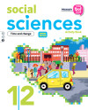 Think Do Learn Social Science 1st And 2nd Primary Activity Book Pack Module 3 Amber Edition