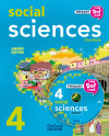 Think Do Learn Social Sciences 4th Primary. Class Book + Cd Pack Amber