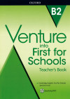 Venture Into First Teacher's Book.