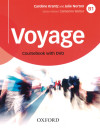 Voyage B1 Student's Book And Dvd Pack