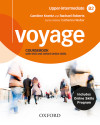Voyage B2. Student's Book + Workbook+ Oxford Online Skills Program B2 (bundle 1) Pack Without Key