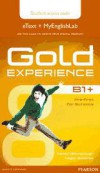 Gold Experience B1+: Student's (etext With Myenglishlab Internet Access Card)