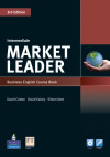 Market Leader 3rd Edition Intermediate Coursebook With Dvd-rom And My Lab Access Code Pack