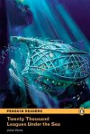 Penguin Readers 1: 20,000 Leagues Under The Sea Book & Cd Pack