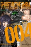 Ghost In The Shell Stand Alone Complex Nº 04/05
