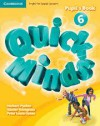 Quick Minds 6 Primaria. Pupil's Book