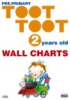 Toot Toot 2 Years Old. Wall Charts.