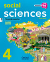 Think Do Learn Social Sciences 4th Primary. Class Book Module 1 Amber