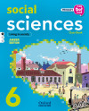 Think Do Learn Social Sciences 6th Primary. Class Book Module 1 Amber