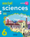 Think Do Learn Social Sciences 6th Primary. Class Book Module 2 Amber