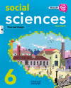 Think Do Learn Social Sciences 6th Primary. Class Book Module 2