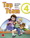 Top Team 4 Primary: Activity Book