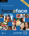Face2face Pre-intermediate Student's Book With Dvd-rom And Online Workbook Pack 2nd Edition