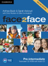 Face2face Pre-intermediate Testmaker Cd-rom And Audio Cd 2nd Edition