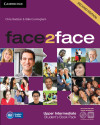 Face2face Upper Intermediate Student's Book With Dvd-rom And Online Workbook Pack 2nd Edition