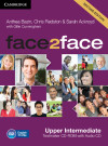 Face2face Upper Intermediate Testmaker Cd-rom And Audio Cd 2nd Edition